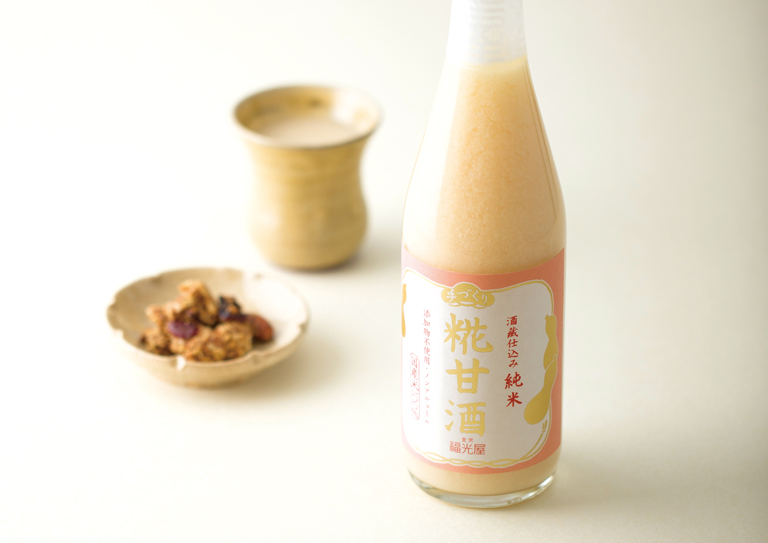 酒蔵仕込み純米糀甘酒