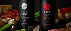 RICE WINE for WHITE FOODS / RED FOODS