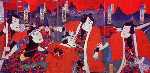 加賀鳶連中の心意気と、地酒の力強さをあわせもつ