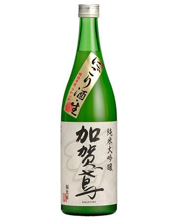 11月20日発売 加賀鳶 純米大吟醸 にごり酒・生
